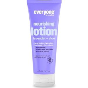 Everyone Nourishing 3 in 1 Lavender & Aloe Lotion